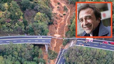 Crollo del viadotto sulla Torino-Savona, Gavio festeggia lo scampato pericolo