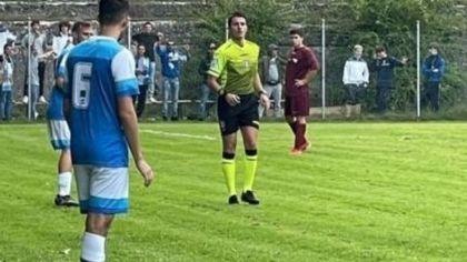 Un arbitro di serie A ha diretto Valtarese-Solignano