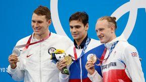 Tokyo: sospetti in vasca, l'ombra del doping agita Usa e Russia