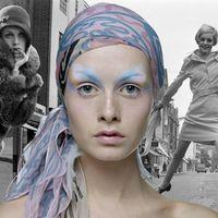 Twiggy la supermodella degli anni '60 compie 72 anni