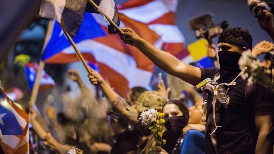 Porto Rico, dopo le proteste di massa lascia il governatore Rossello – La Stampa