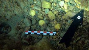 """Spagna, due sub trovano un tesoro romano. I ricercatori: """"Fu nascosto quando arrivarono i barbari"""""""