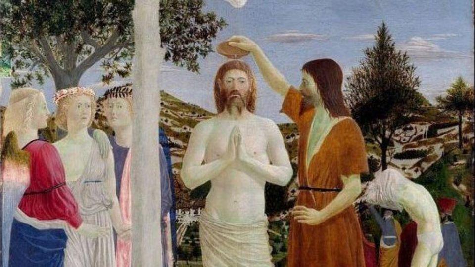 Il Dittico Del Battesimo La Stampa