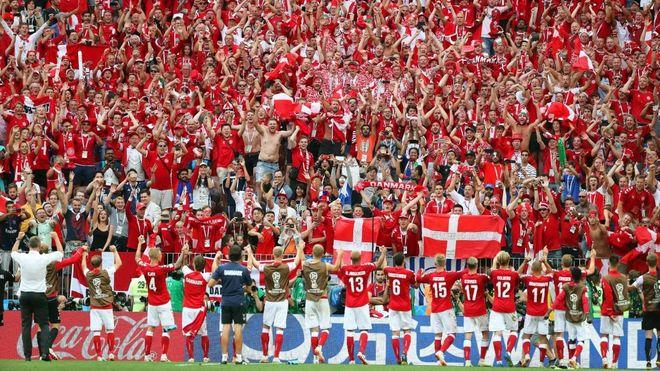 Francia e Danimarca non si fanno male