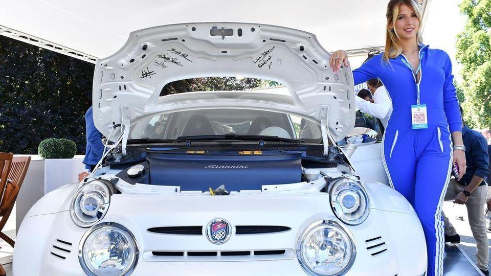 Giannini 350 Gp Quando La Fiat 500 Ha Un Motore Da 350 Cv E