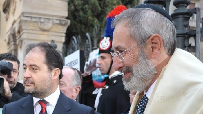"""El rabino jefe de Roma sobre el Papa Francisco: """"Su mensaje es peligroso para el judaísmo"""""""