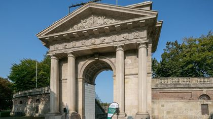 Arena civica Gianni Brera, restaurata la porta trionfale