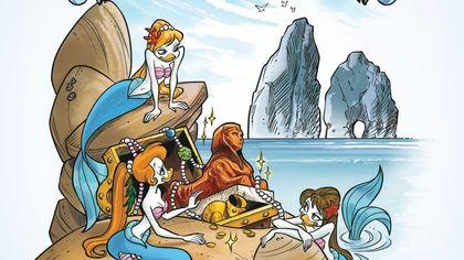 Papere e Faraglioni, ecco il Capri Comics con Daniela Vetro