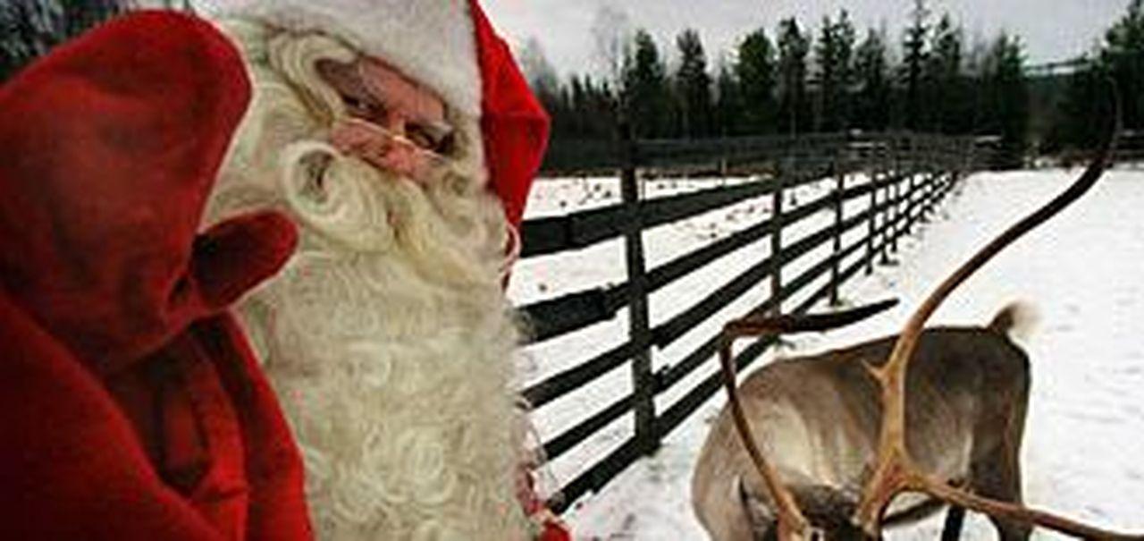 Esiste Babbo Natale Si O No.Babbo Natale E Giusto O Sbagliato Br Dire Ai Figli Che Non Esiste La Stampa
