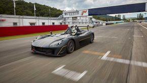 Dallara Stradale EXP, ecco l'auto da pista definitiva