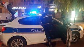 Albenga, uomo con 5 dosi di eroina arrestato dalla polizia municipale