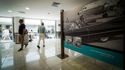 Gli scatti dell'Archivio Carbone dedicati alla storia dell'aeroporto di Capodichino