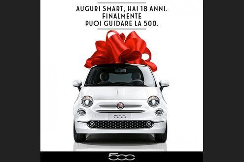 Gli Auguri Social Di Fiat Per I 18 Anni Di Smart E La Risposta Della Tedesca La Repubblica