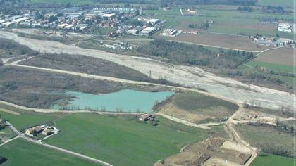 A sette anni dall'alluvione partono i lavori per la cassa di espansione del Baganza