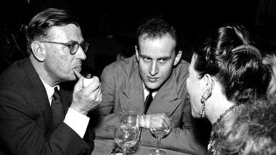 Sartre, Beauvoir e gli altri, che fecero l'età dell'oro della Rive Gauche