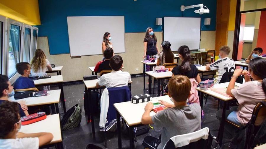 Coronavirus a scuola, in Piemonte è in calo il numero di classi in quarantena - La Stampa