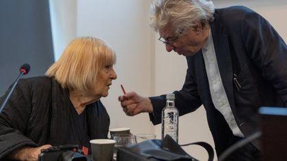 Letizia Battaglia e Mario Botta a Parma: lo sguardo e il lavoro come strumenti umani a difesa di un sacro terreno