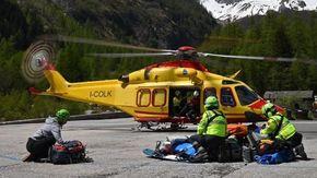 Carcoforo, coppia di escursionisti bloccata nella zona di Cima Lampone: l'intervento del Soccorso alpino