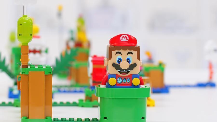 Lego Super Mario, Lego Super Mario – Preordini aperti