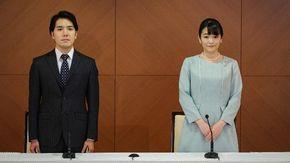 """Giappone: la principessa Mako si sposa e rinuncia al titolo: """"Abbiamo solo una vita e vogliamo trascorrerla insieme"""""""