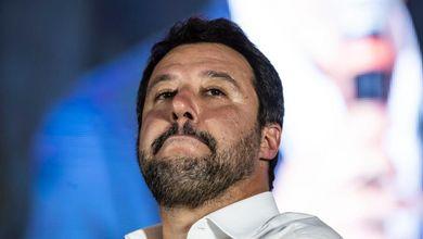 Matteo Salvini, un mese da senatore senza andare mai in Senato