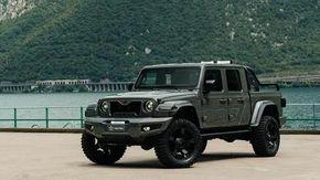 Ferox-T, l'italiana Militem rilegge il pick-up Jeep