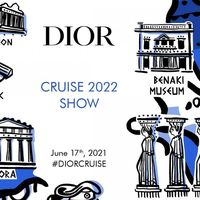 Christian Dior: la collezione Cruise 2022 in live streaming