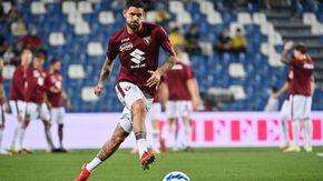 Sassuolo-Torino 0-0, palo di Frattesi per i neroverdi. Sanabria non inquadra la porta