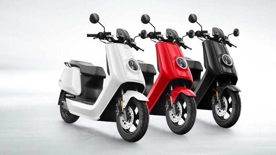 Niu, arriva lo scooter elettrico - La Stampa - Ultime notizie di