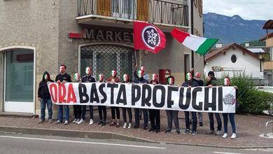 """""""Con il fascismo l'Italia ?era eccellenza mondiale"""": viaggio nella Bolzano di CasaPound"""