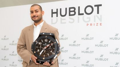 Mohammed Iman Fayaz vince l'Hublot Design Prize 2021