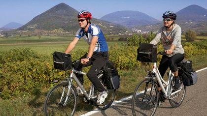Arquà Petrarca e dintorni: i Colli Euganei in bici