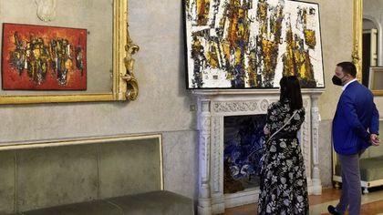 Sguardi oltre il reale: mostra di Alfonso Borghi a Palazzo Ducale del Giardino