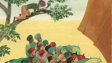 Contro l'ansia da virus andiamo a lezione da Ali Babà e Cappuccetto Rosso