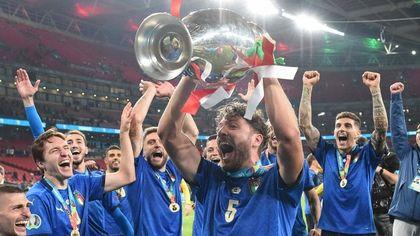 Europei, i fantastici quattro lombardi: dalla ghiaia dell'oratorio alla Coppa di Wembley
