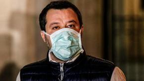 """Coronavirus, Salvini: """"Spendiamo tutto, anche 100 miliardi. O sarà la rivolta"""""""