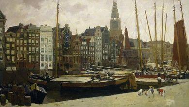 Così Amsterdam diventò la città dei filosofi e del rischio