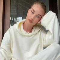 La top model Rosie Huntington-Whiteley è in dolce attesa: in arrivo il secondo figlio