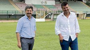 """Calcio Casale, i neo proprietari sul terreno del """"Palli"""": il primo acquisto sarà in difesa"""