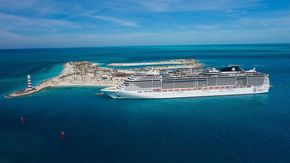 Msc Crociere torna a navigare ai Caraibi