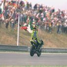 Dalla 125 alla MotoGP: la carriera di Valentino Rossi