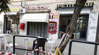 Roma, paura a Cinecittà: due uomini gambizzati in pieno giorno