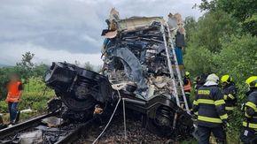 Incidente ferroviario in Repubblica Ceca: due morti e 38 feriti