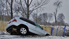 Ramo sulla carreggiata, l'auto lo evita ma finisce fuori strada: sì al risarcimento