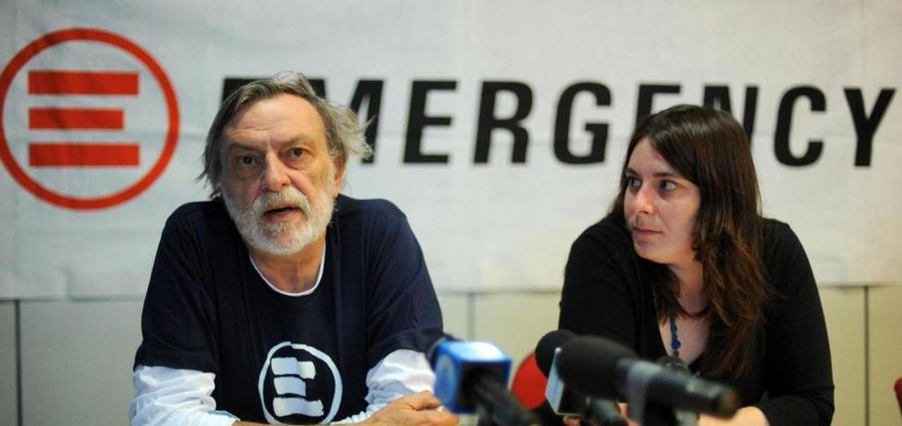 Lo Strappo Di Cecilia Strada Con Emergency Ho Chiuso La Stampa