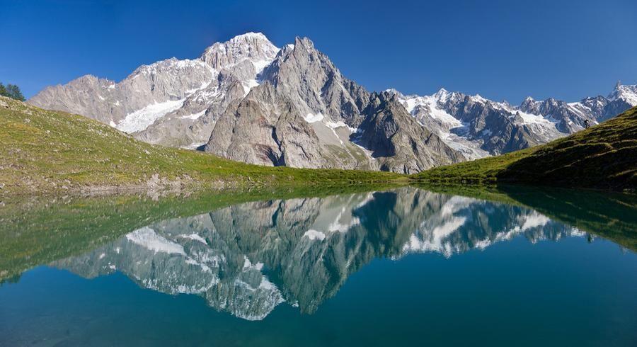 Lac de Checrouit au-dessus de Courmayeur, l'un des lieux impliqués (photo Enrico Romanzi)