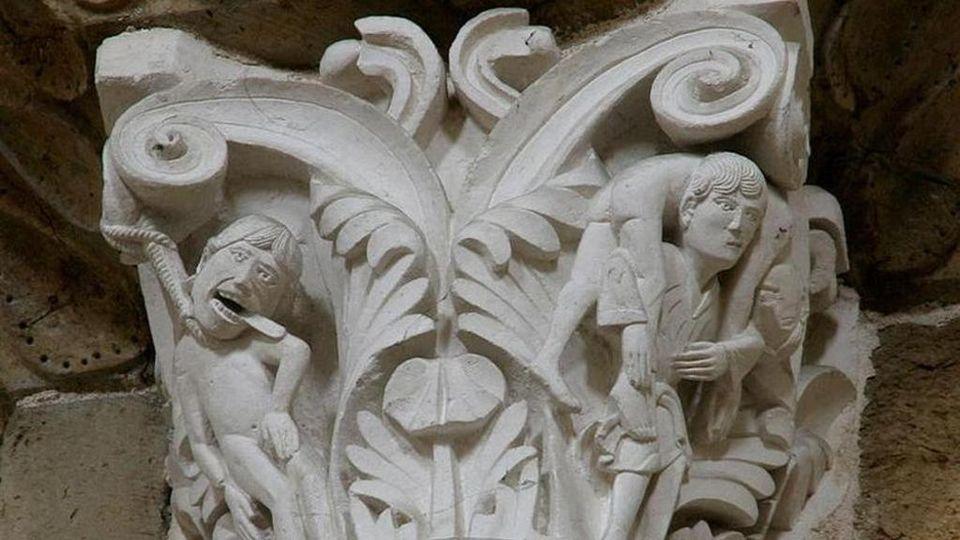The Good Shepherd who carries Judas on his shoulders - La Stampa