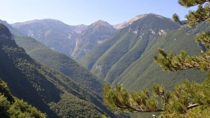 Pizzoferrato: oasi naturale abruzzese a più di 1200 metri d'altezza