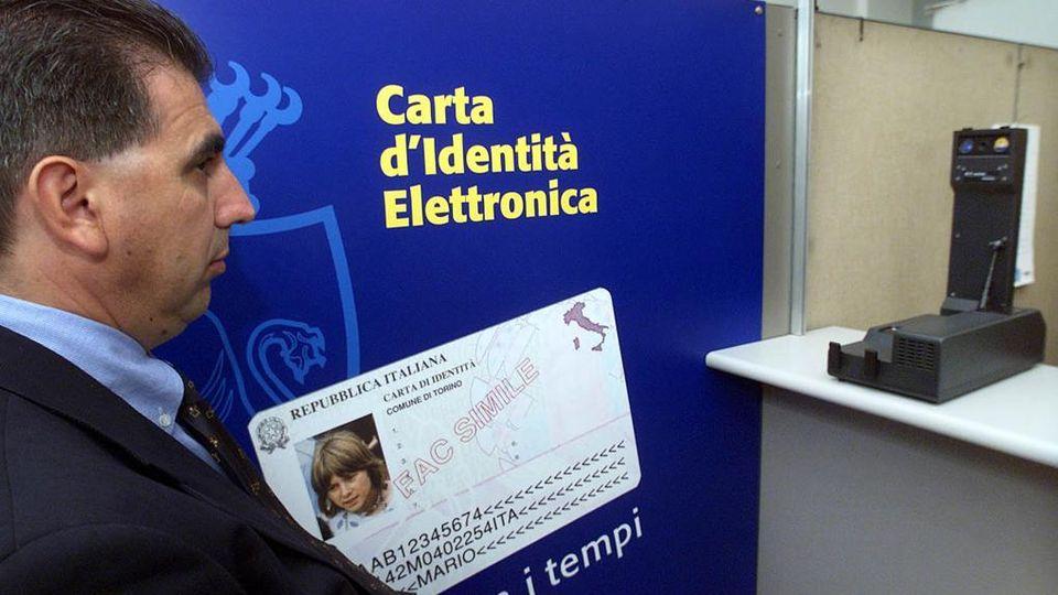 Carta Didentita Elettronica