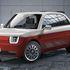 Fiat 126 Vision, il ritorno della citycar in versione elettrica